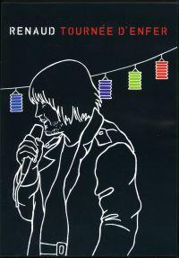 Cover Renaud - Tournée d'enfer [DVD]